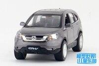 1PC 15cm Tia More Simulation Model Of Alloy Car 1 32 Honda CRV Toys For Children
