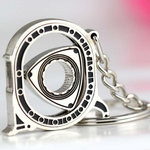 ROTARY ENGINE KEYRING keychain for mazda RX7 RX8 RX-8 RX-7 PRESENT GIFT IDEA(China)