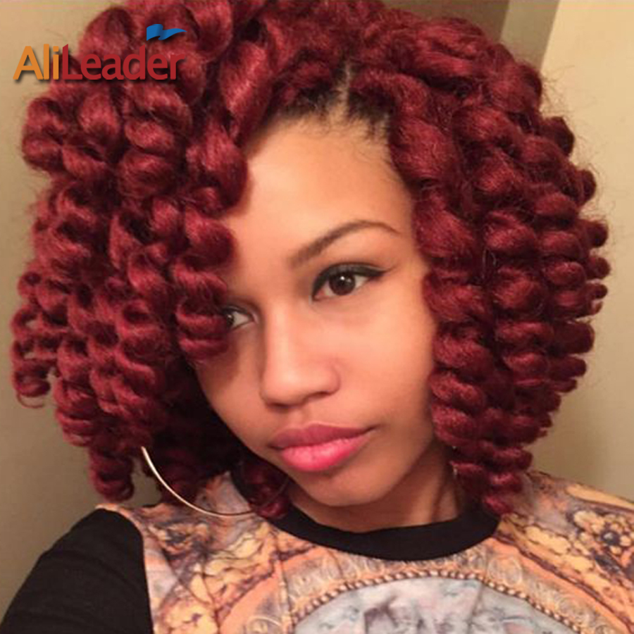 How To Curl Jamaican Twist Braid Hair How To