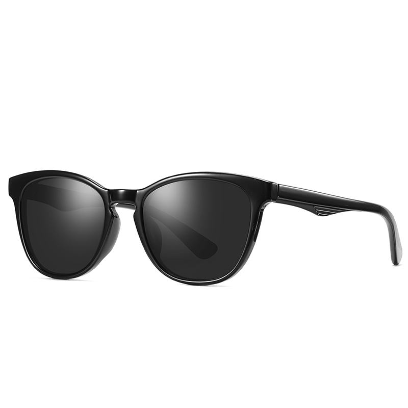 COOLSIR Round Polarized Sunglasses Luxury Summer Style Sun Glasses For Women Ladies Sunglass Shades Goggles in Women 39 s Sunglasses from Apparel Accessories