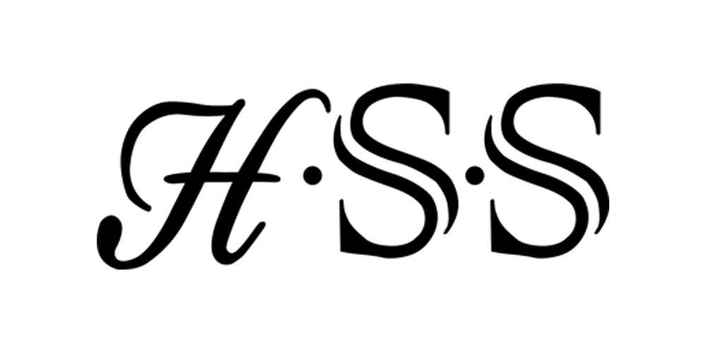 Лого бренда HSS из Китая