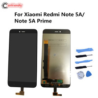 For Xiaomi Redmi Note 5A 5 A Prime LCD Display Touch Screen Replacement Digitizer Assembly For