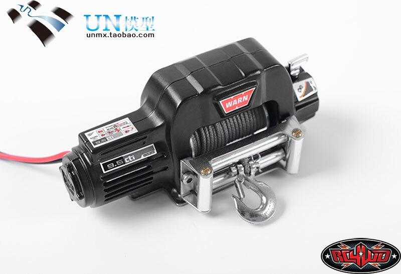 Treuil électrique de Simulation en métal RC 4WD nouveau modèle Shell pour voiture de montée RC (ZS 1079/R242)