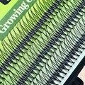 129 Black Individual Eye Lash Cluster False Eyelashes Extension Beauty Tools 8MM 10MM 12MM