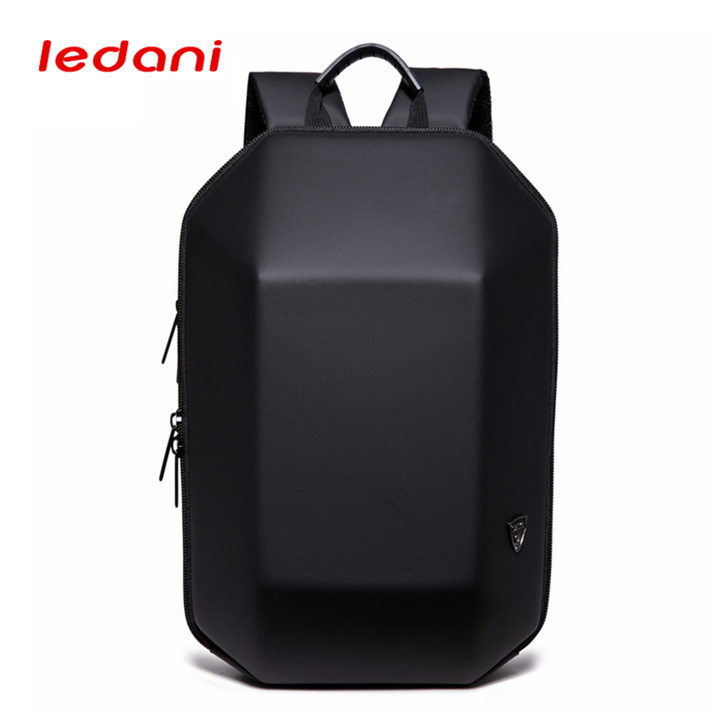 LEDANI Anti Theft Backpack Men Travel Male Bag Black Creative Alien Casual Laptop Backpacks for Teenage School Boy цена