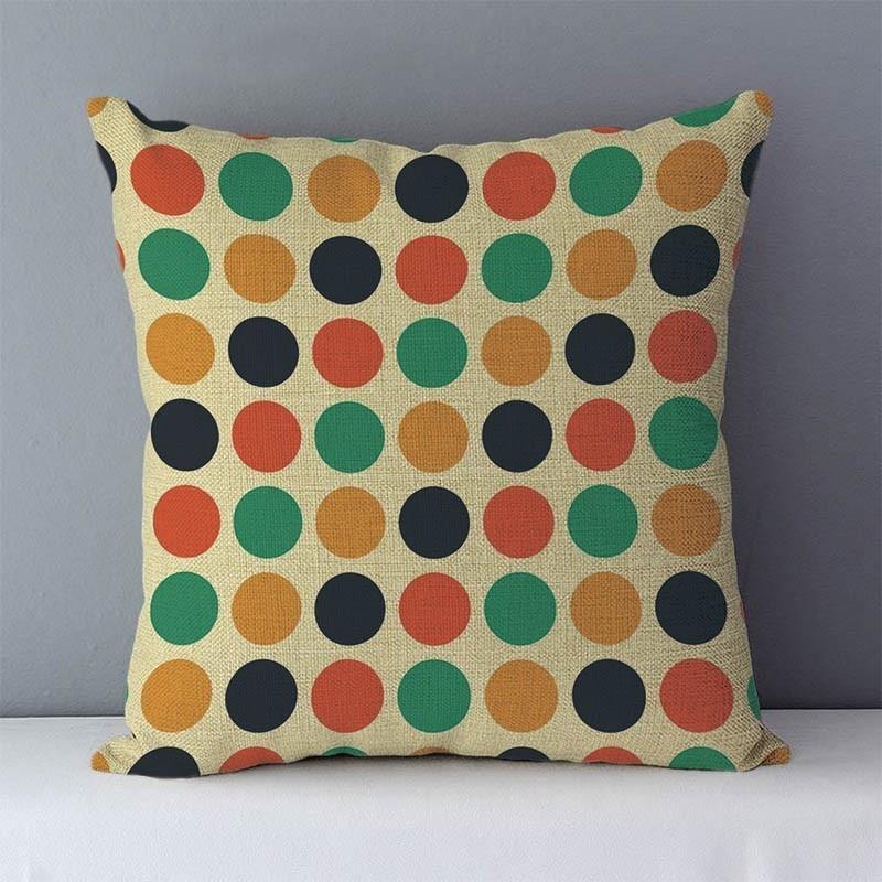 HTB1SIejXjzuK1RjSspeq6ziHVXar Quality Cozy Popular geometric couch cushion home decorative pillows cotton linen 45x45cm seat back cushions bedding pillowcase