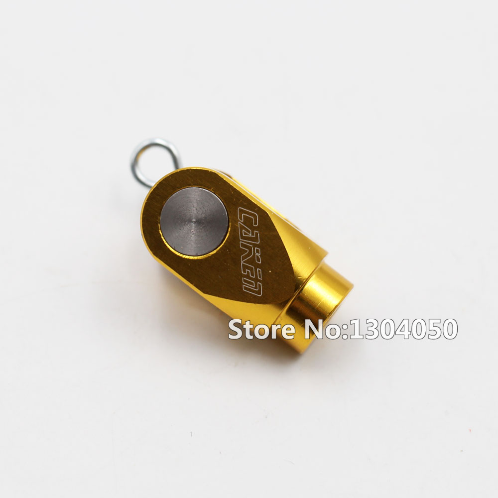 CNC Rear Brake Clevis For RM125/250 DRZ400 RM85 RMX250S/R SB250 LT-R450 Gold