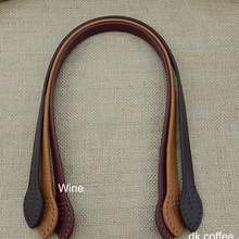 FASHIONS KZ 60cm Bag Strap PU Leather Bag Handle Belt Shoulder Bag Handles Replacement for Handbags Strap DIY Accessories KZ0333 cheap Imitation leather Black Red Wine Brown Dark Coffee Khaki strap for the bag handles for the bag belt accessories for bags