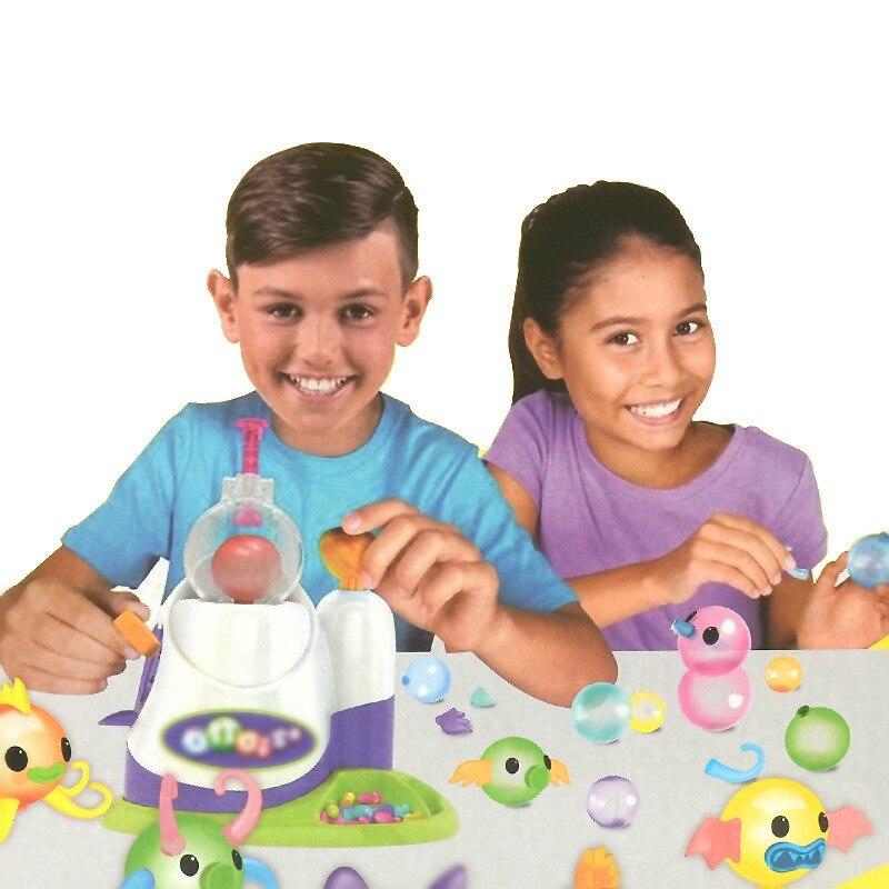 Innovative Handmade Sticky Ball DIY Toys For Kids Chid Children Bobo Sticky Music Sticky Ball Machine Onoies Toy For Boy Girl