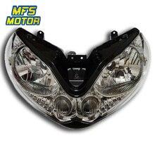 цена на For 08-11 Kawasaki ZG1400 GZ1400 Motorcycle Front Headlight Head Light Lamp Headlamp Assembly 2008 2009 2010 2011