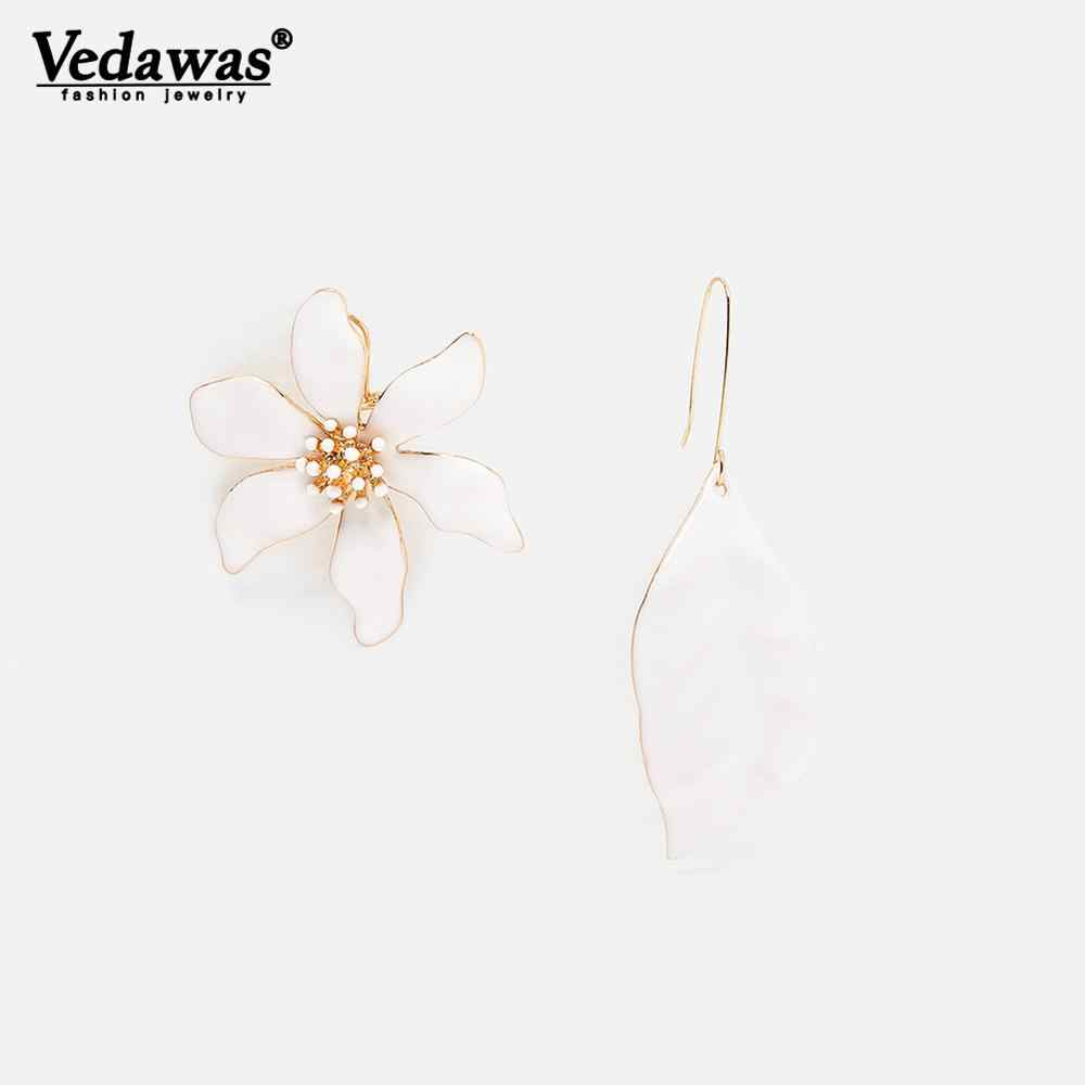 Vedawas Bohemian ZA Drop Earring for Women Wedding Fashion Girls Party Gifts Brand Design Dangle Statement Earrings xg3201