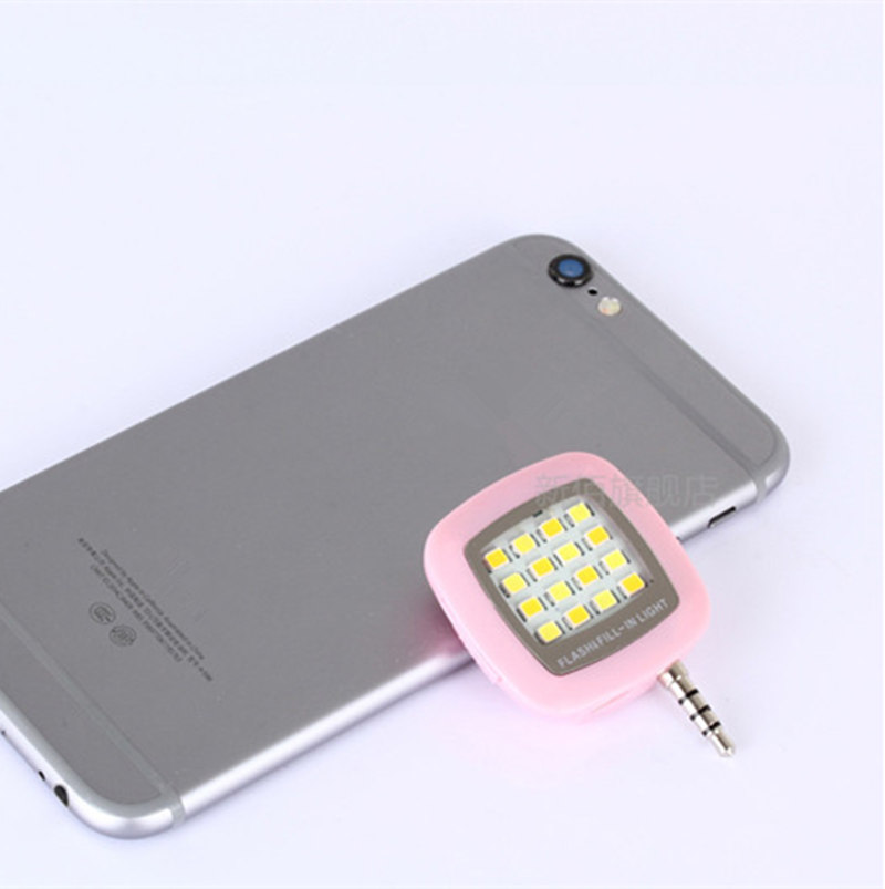 flashlight on iphone 5 5pcs mobile phone led flash light mini selfie sync 14119