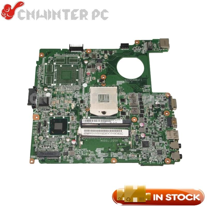 купить NOKOTION NBM0Q11001 DAZQSAMB6F1 For Acer aspire E1-471 Laptop Motherboard HM77 GMA HD4000 DDR3 по цене 5099.81 рублей