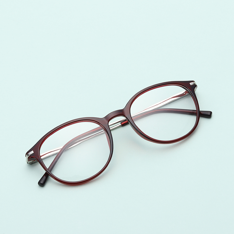 e3c1013cad TR90 Prescription Glasses Women Fashion With Diopter Lens Progressive Thin  Grade For Women Optical Glasses For Sight  CD0590-in Prescription Glasses  from ...