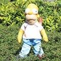 41 см симпсоны гомер джей симпсон плюшевые игрушки