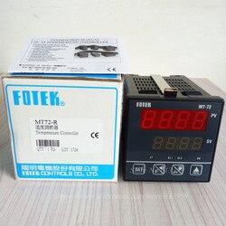 Релейный выход FOTEK PID + Fuzzy температурный контроллер, 100% Новый оригинальный 72*72*80