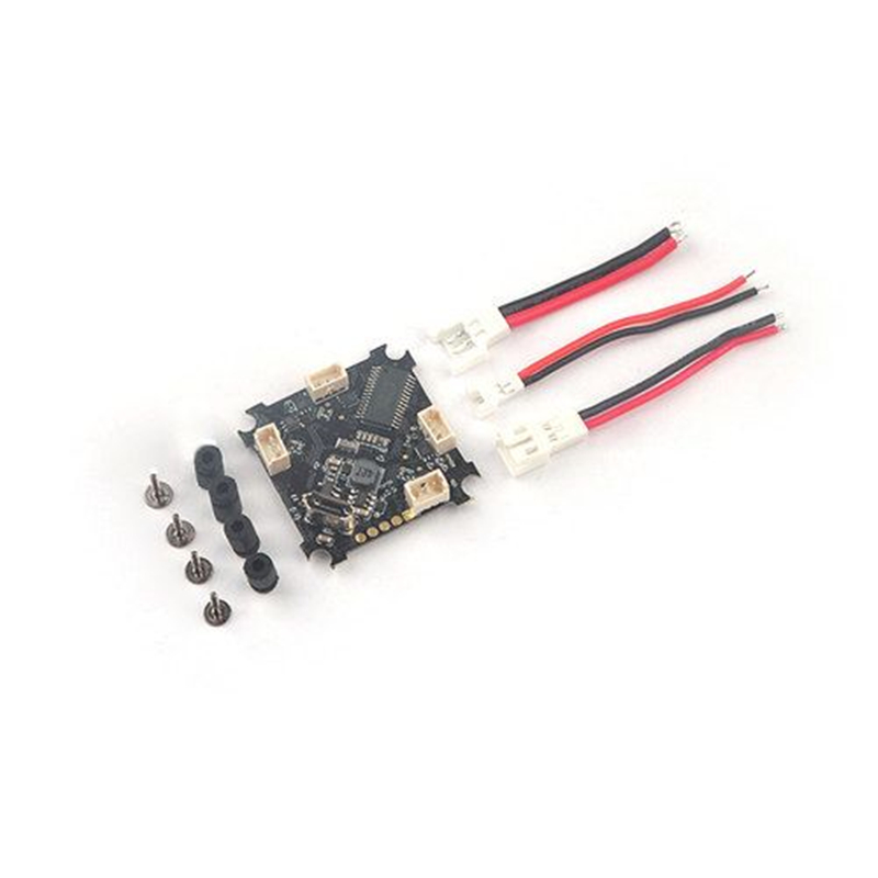 Beecore_BL F3 1S Brushless Flight Control Board with 4 in 1 ESC built-in OSD Tinywhoop Flight Control for RC Racing Drone micro minimosd minim osd mini osd w kv team mod for racing f3 naze32 flight controller