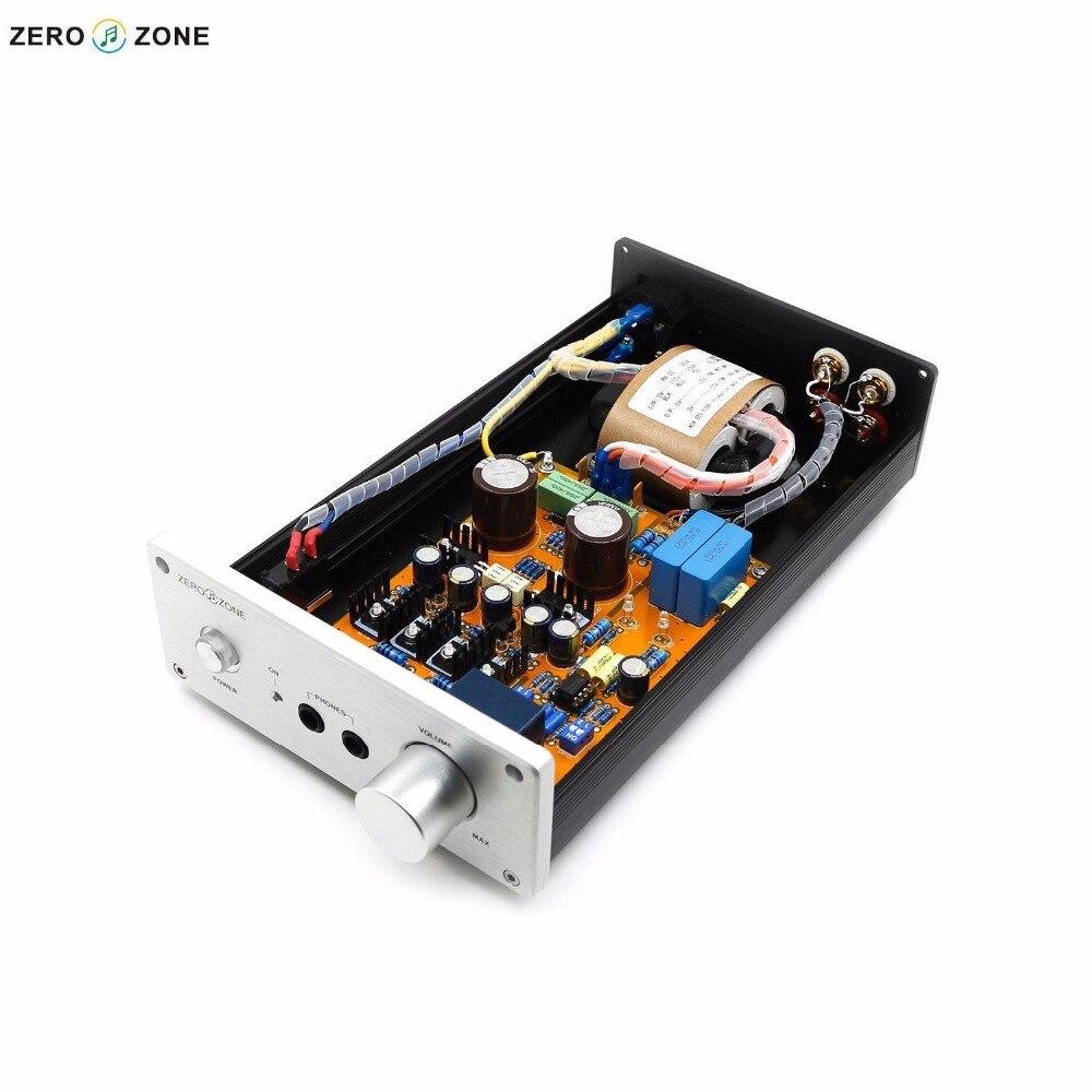 DIY kit Class A Headphone Amplifier / Preamp Base On Lehmann Amp queenway dq1 preamplifier pre amp preamp pre amplifier pre amplifier class a delicate amplifier 1 85kg