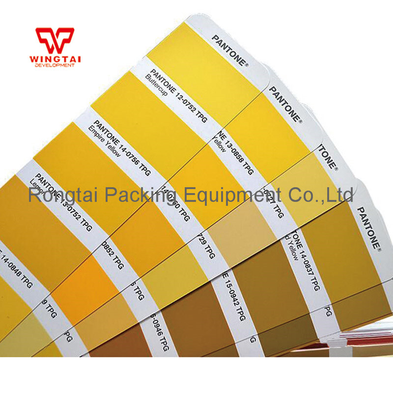 Genuine Price Pantone TPX Colour Chart FGP200 for Textile & Garment FHIP 110N instead of TPG FHIP100