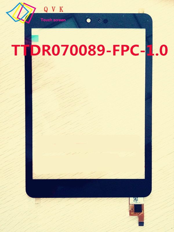 Black P/N TTDR070089-FPC-1.0 tablet pc capacitive touch screen glass digitizer panel Free shipping a 9 inch touch screen czy62696b fpc dh 0901a1 fpc03 2 dh 0902a1 fpc03 02 vtc5090a05 gt90bh8016 hxs ydt1143 a1 mf 289 090f