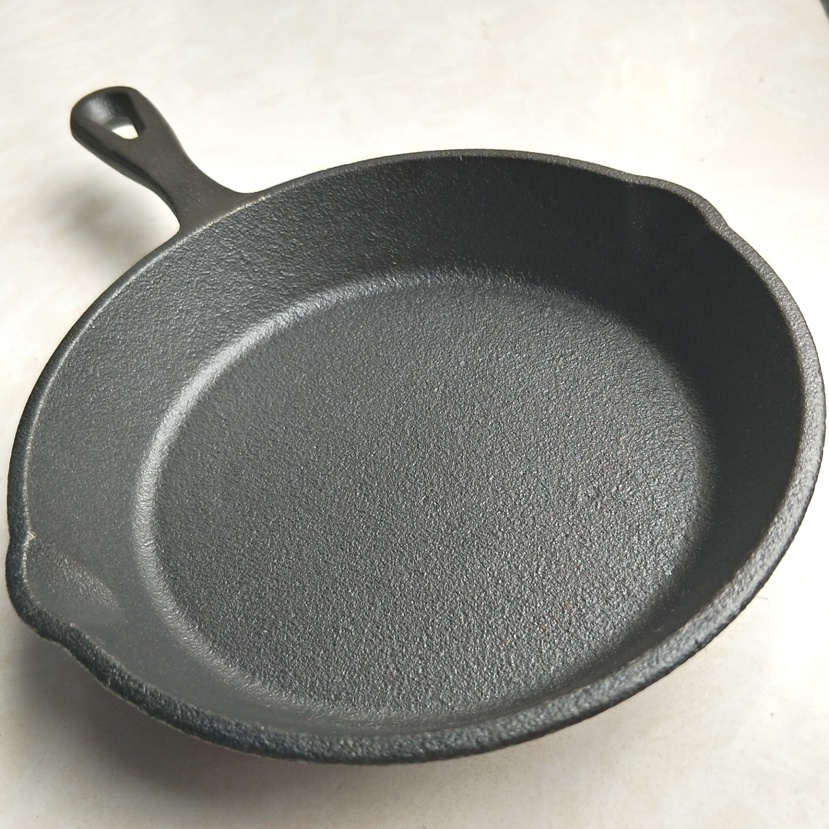 Cast Iron Skillet 16cm Frying Pan