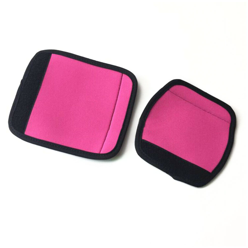 Neoprene Suitcase Anti Slip Protect Sleeve Luggage Handle Cover Waterproof Practical Thread Gluing Stretchy Soft Travel