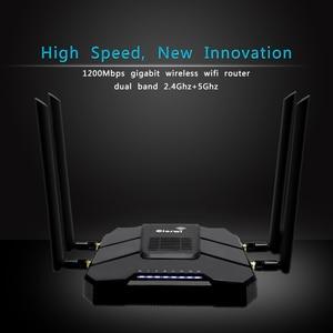 Image 3 - ギガビット openwrt の無線 lan ルータと sim カードスロット 1200 300mbps の 2.4 グラム/5 1ghz の 256 メガバイトデュアルバンド 4 4g lte 3 3g モデムルータワイヤレスリピータ