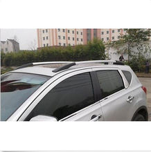 цена на Roof Rack Side Rails Bars Decoration For Nissan Qashqai Dualis 2007 - 2013