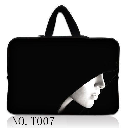 New Arrival Designs soft neoprene laptop sleeve bag notebook case 10.111.612.513.3141515.61717.3 for macbook dell hp