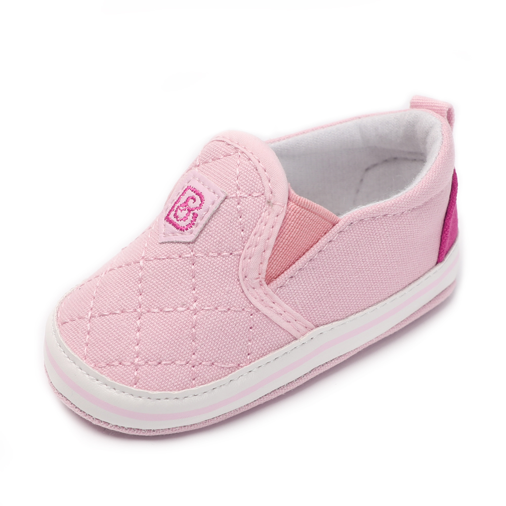 Baby Boys Girls Moccasins Moccs Shoes First Walkers Bebe Soft Soled Non-Slip Shallow Footwear PU Leather Crib Shoes