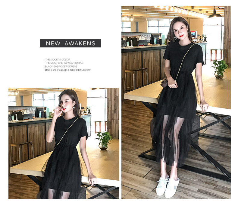 dress Elascity Summer Fashion 16
