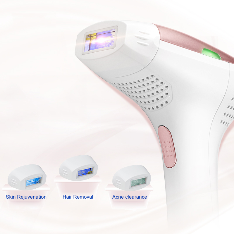 MLAY IPL beauty device intense pulsed light ipl hair removal acne treatment skin rejuvenation lamps multifunctional ipl connector for ipl hair removal and skin rejuvenation beauty machine