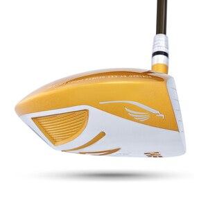 Image 3 - Transporte Livre Golfe Madeira clubes Motorista Homens destro grphite 10.25/s SR r high rebound aumentar 30 metros do novo Projeto
