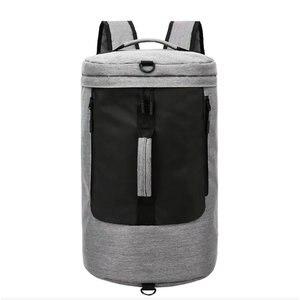 Image 5 - Спортивная сумка для мужчин 36L, дорожная сумка для багажа, женская дизайнерская сумка для фитнеса Molle, многофункциональная сумка на плечо для занятий спортом, рюкзак для улицы