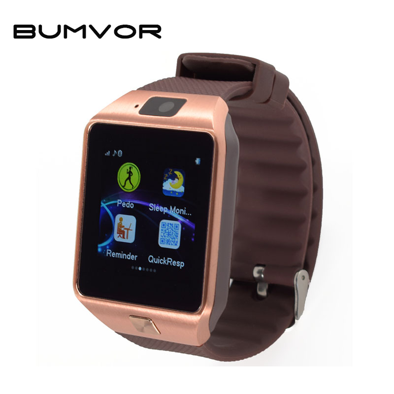 BUMVOR Smart Watch Clock Sync Notifier Support SIM TF Card Connectivity Android Phone Smartwatch Czech Dutch Hungarian Arabic 696 smart watch gt08 clock sync notifier support sim tf card bluetooth connectivity android phone smartwatch alloy smartwatch