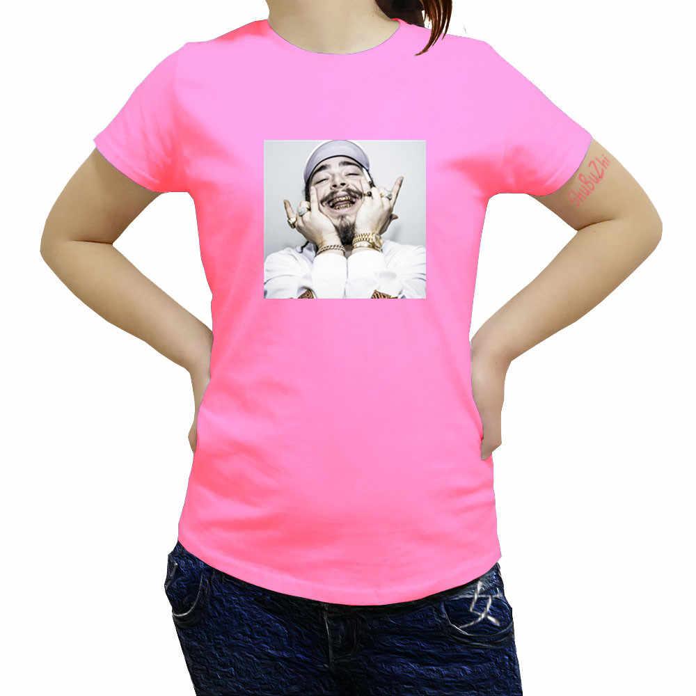a13cf27de Post Malone T Shirt Shirts Tee Hiphop Rap Stoney White Iverson Lil Uzi  Quavo Vin women
