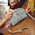 New Arrive Pu Leather 2017 woman bags shoulder bags women messenger bags satchels High Quality solid Ladies Office bags