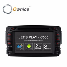 Android Vehicle PC GPS Navigation Car DVD Multimedia Video Player for Mercedes-Benz MB W163 W168 Viano Vito W639 W638 W463 W210