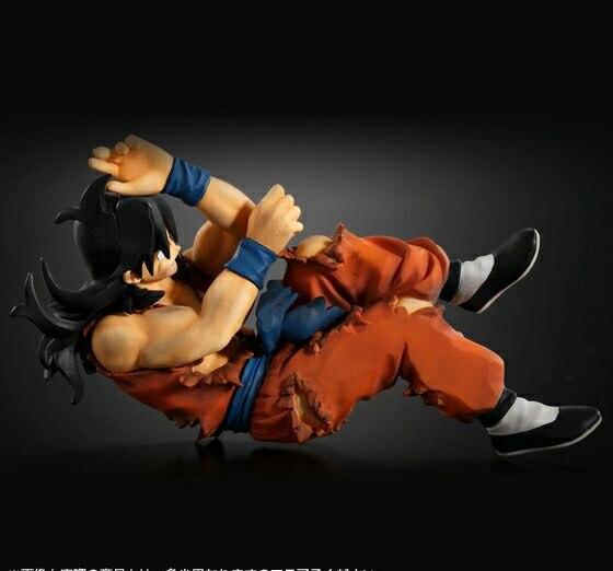 Dragonball Z Sagas Dragon Ball Super Saiyan Yamcha Son Goku  Dead Hayakukoi Goku 10CM PVC  Action Figure Model Kids Gift dragonball z sagas dragon ball super saiyan songoku son goku raditz radish kakarotto 15cm pvc action figure model kids gift