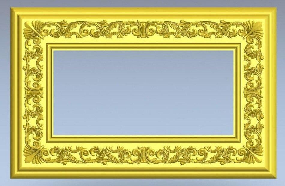 3d модель, рельеф для ЧПУ в формате STL Frame_24