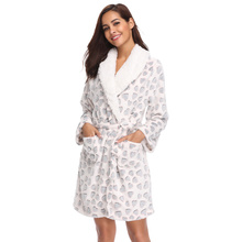 Women's Fleece Soft Robe