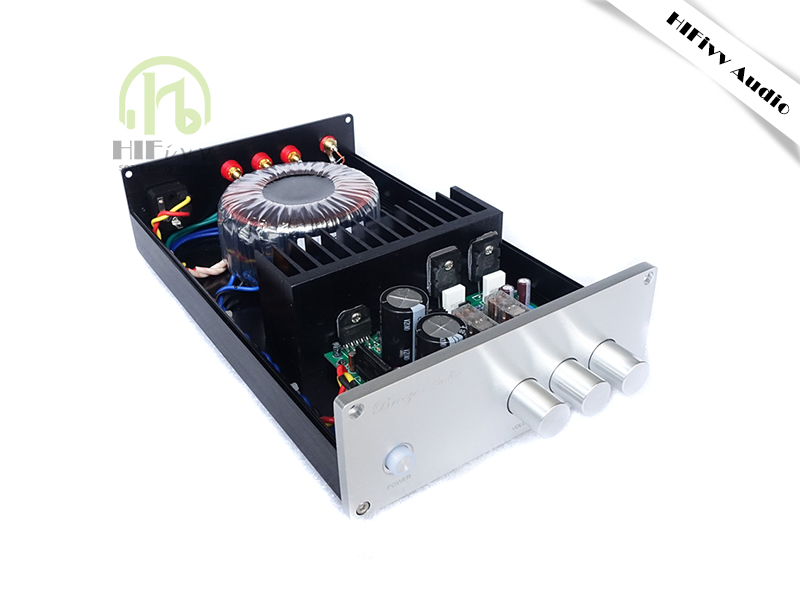 Hifivv audio Hifi mono audio amplifier lm3886 2.1 sound channel audio power amplifiers stereo audio speaker amp 2000 watt 4 channel ch car auto audio power amplifier hifi stereo amp aluminum 12v audio power amplifier player