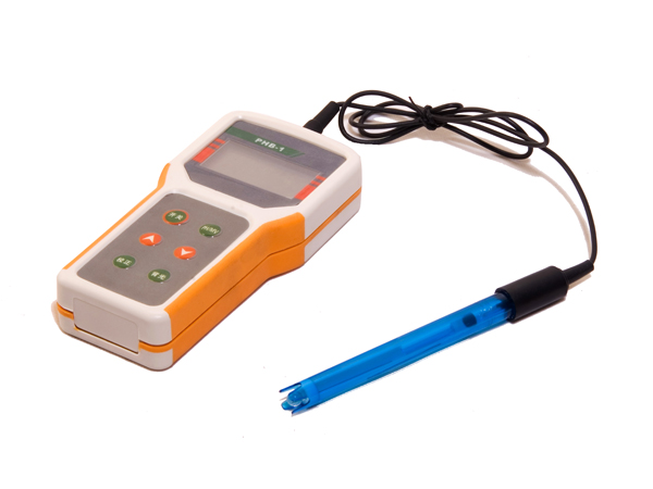 Portable Handheld pH Meter Tester Range:0.00~14.00pH Accuracy:+-0.01pH E201 electrode field outdoor use on site 4 8 days arrival lb92t portable sweetness tester brix meter with measuring range 58 92