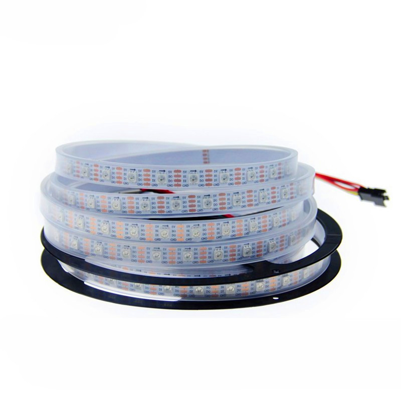 Integrated Circuits Creative 5050 Rgb Full-color Led Water Lamp Module Microcontroller Running Water Light For Arduino Commodities Are Available Without Restriction Electronic Components & Supplies