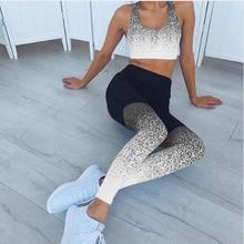 BORNPAVI New Leggings For Women Digital Printing Sexy Leggings Workout Casual Skinny Pants High Waist Athleisure Fitness Leggins