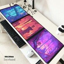 Metroid коврик для мыши 90×30 см коврики для мыши профессиональный лучший игровой коврик для мыши геймер эстетика персонализированные коврики для мыши Клавиатура ПК коврик