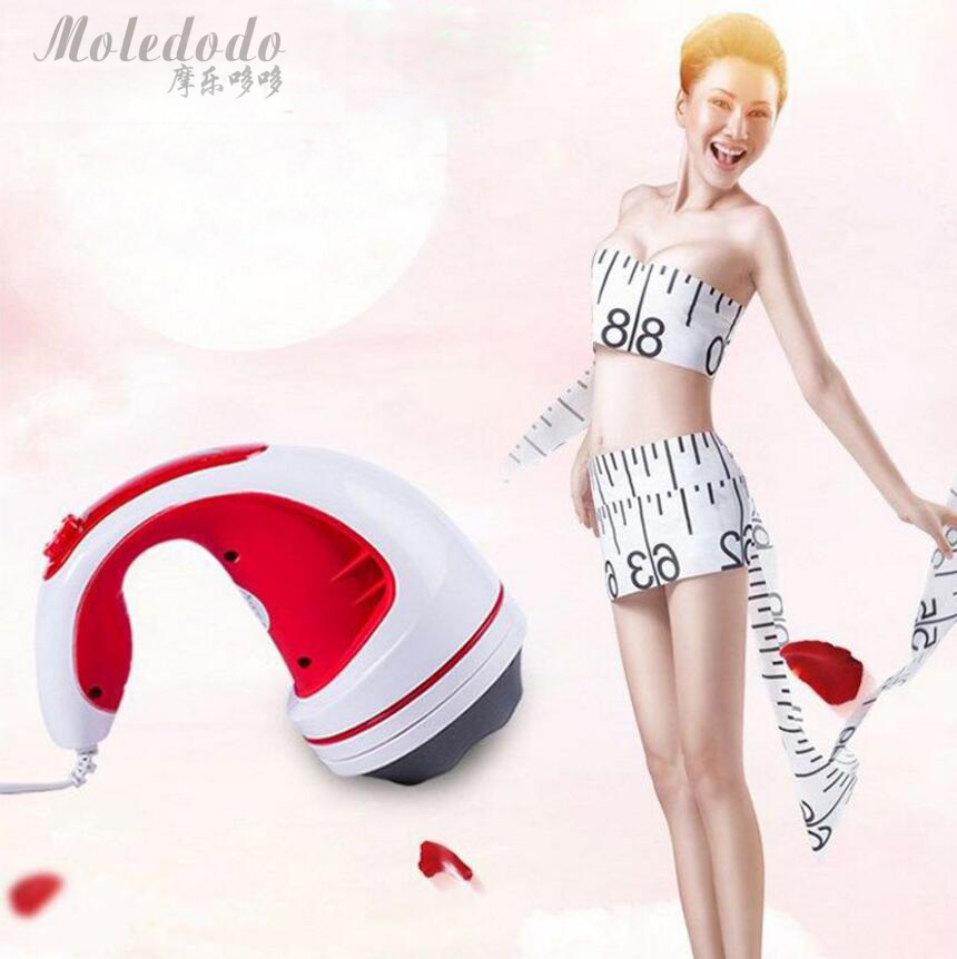 Moledodo Anti Cellulite Full Body Slimming Shaper Infrared Massager loss Weight Fat Burner Massage Vibration Machine SAN9D5 3 days thin body cream slimming massager for anti cellulite abdomen buttocks legs waist full body weight loss burn fat products