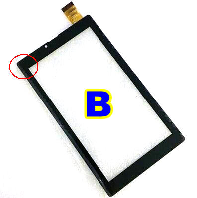 New Touch Screen Digitizer For 7 Tablet FPC-FC70S706-01 FPC-FC70S706-00 touch panel Glass Sensor Replacement tablet new 10 1 inch n9106 yld cega350 fpc a1 touch screen touch panel digitizer glass sensor replacement