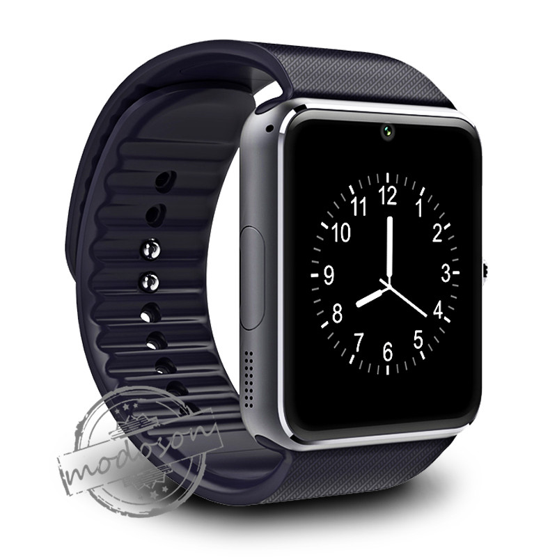imágenes para Smart watch gt08 smartwatch reloj deportivo horas para ios iphone samsung para huawei xiaomi lenovo htc sony pk a1 u8 dz09 iwo DM88