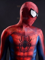 Newest Classic Spider Man Costume 3D Printing Spiderman Costume Cosplay Zentai Suit